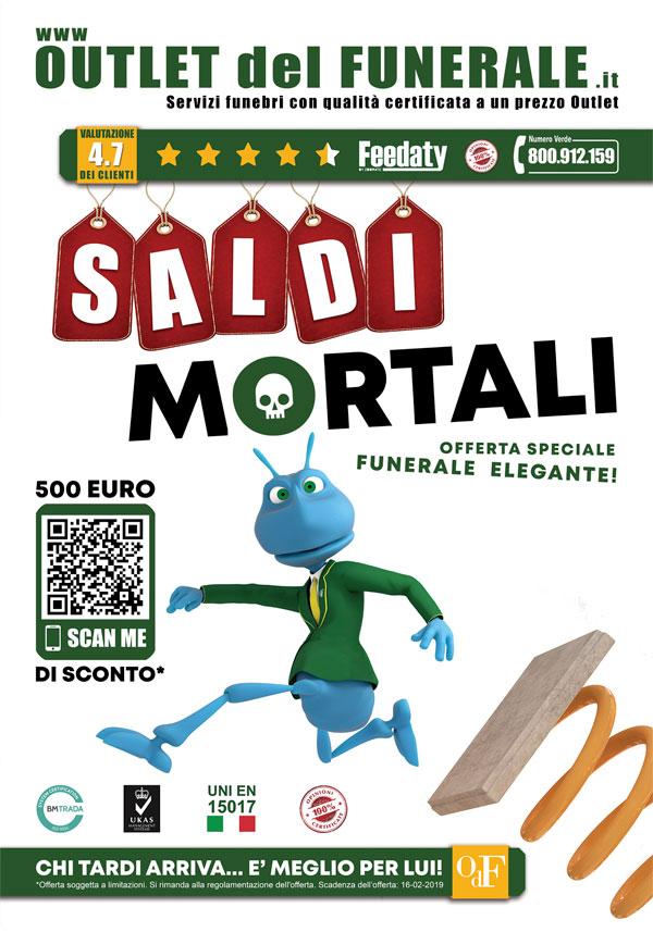 huge discount 3f228 8d9af OdF - Outlet del Funerale Impresa funebre Milano - saldi mortali
