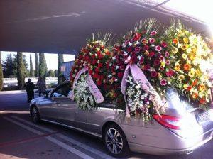 Carrofunebre di Outlet del Funerale Funerale elegante