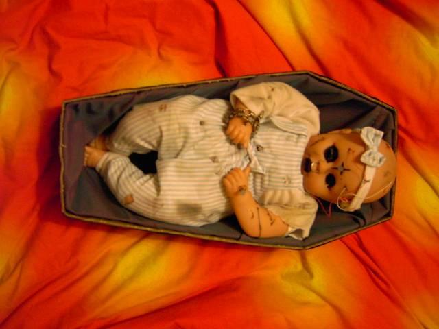 Cause della morte in culla neonati