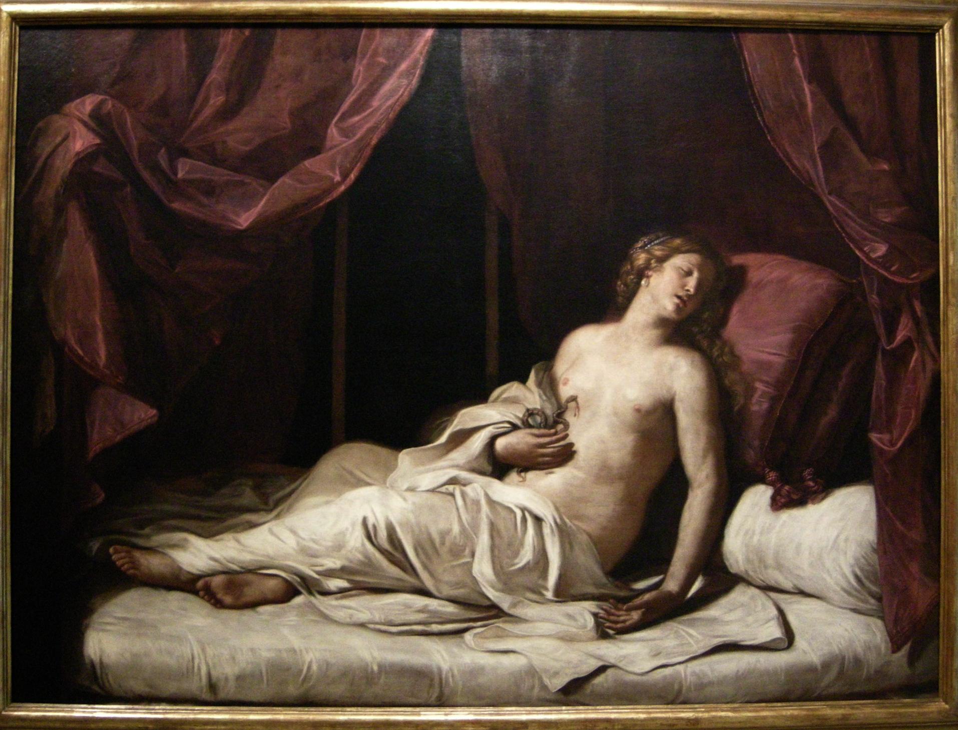 Cose che non sai sulla morte di Cleopatra