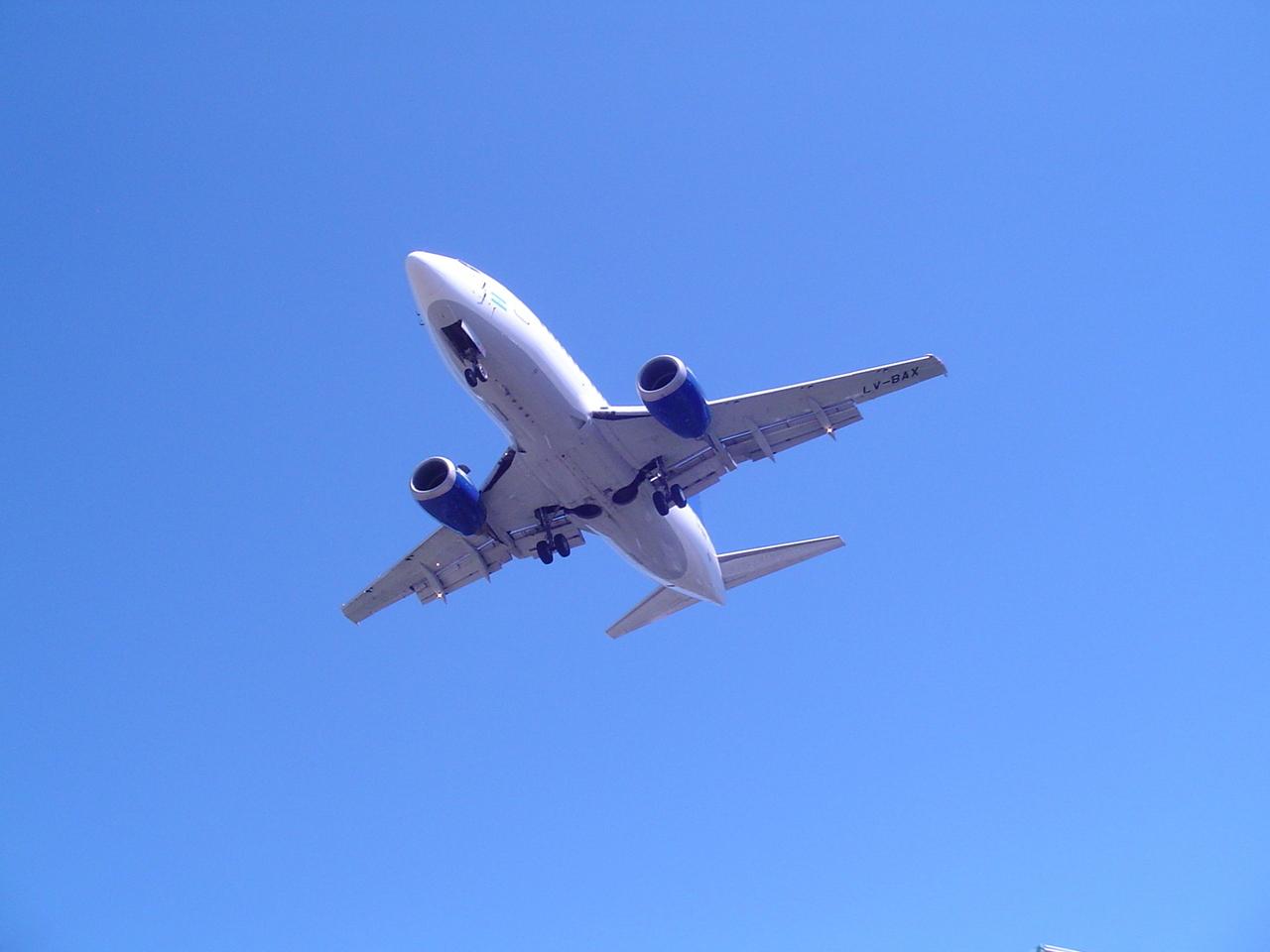 Probabilità di morire in aereo