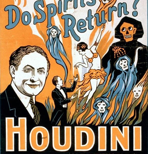 Com'è morto Houdini