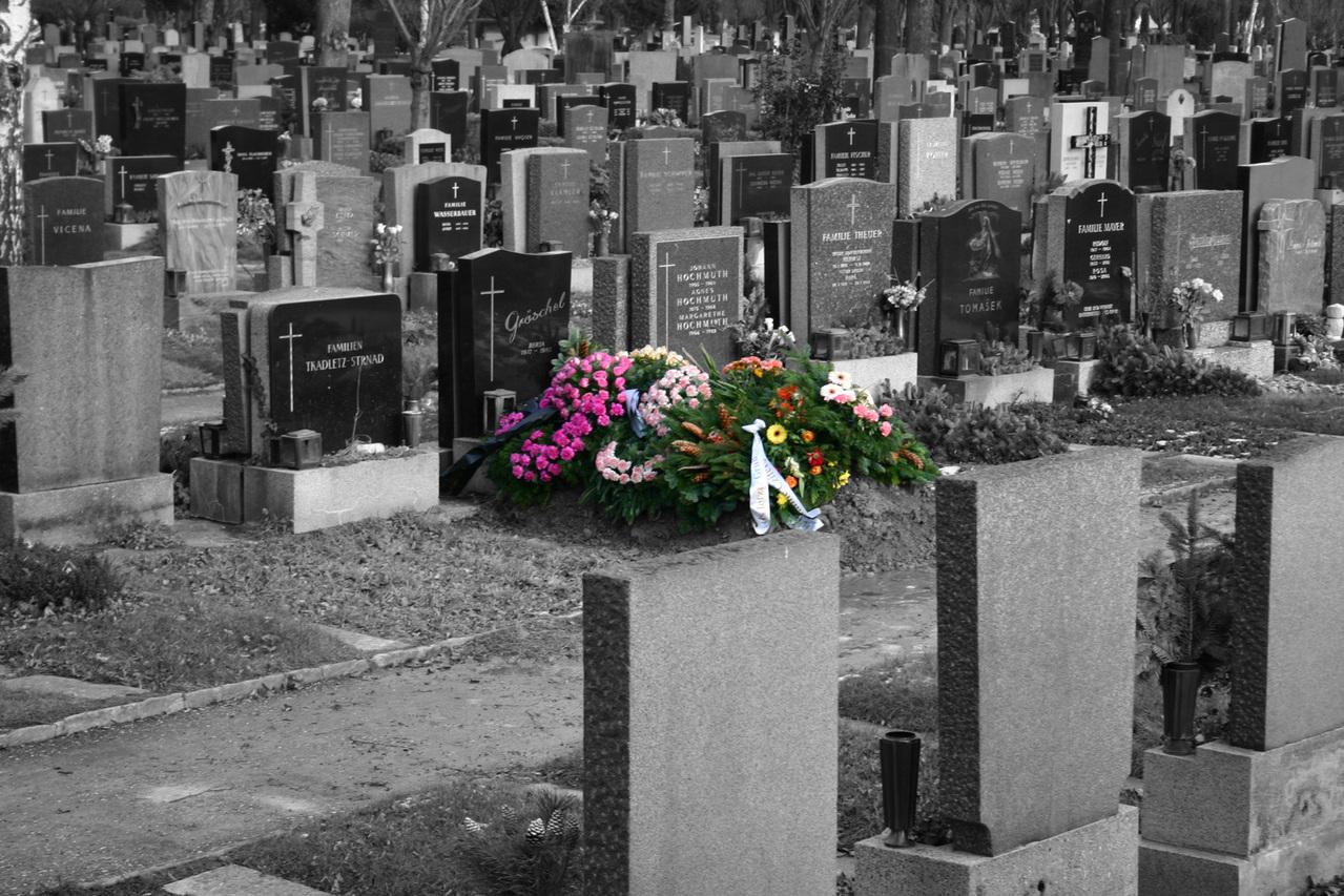 Funerale, etimologia del nome