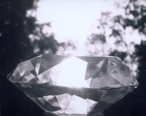 Cari venuti a mancare che si trasformano in diamanti