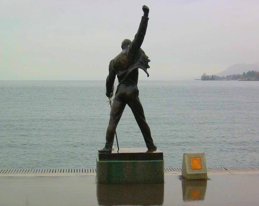 Cimitero dove è sepolto Freddie Mercury