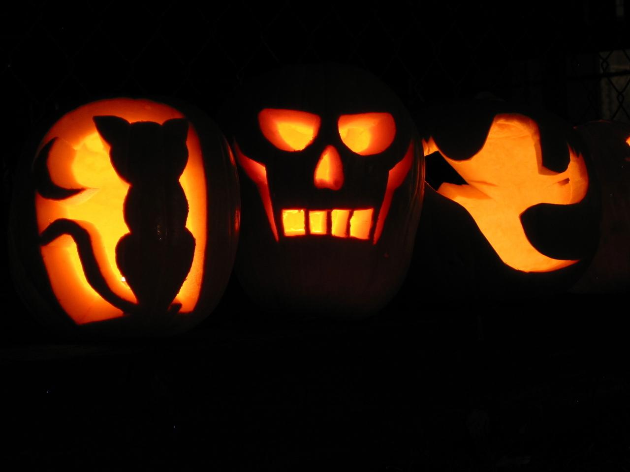 Festa di Halloween e dei morti viventi