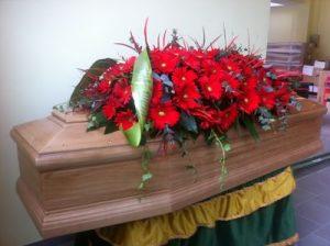 Outlet del funerale funerale elegante