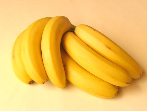 Troppe banane possono portare alla morte