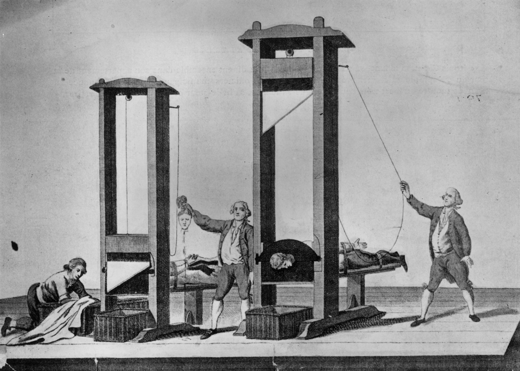 Casi famosi di pena di morte Quattrocento