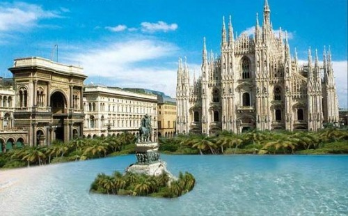 Si avvicina l'ALTA stagione a Milano!!!