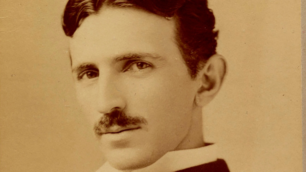 ANNIVERSARIO DI MORTE:  Nikola Tesla