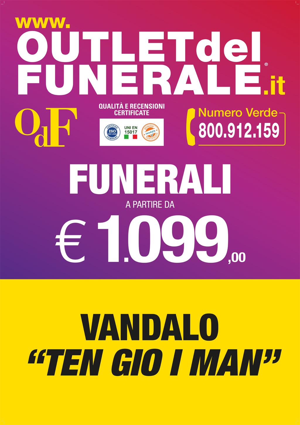 Contrasto al vandalismo in dialetto milanese: «Vandalo, ten gio i man»