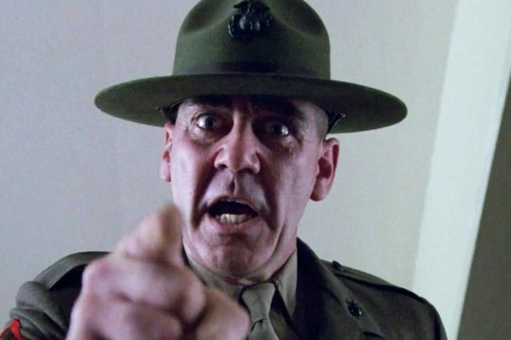 """È morto il sergente Hartman di Full Metal Jacket, famoso per la durezza nei confronti del soldato """"Palla di lardo"""""""