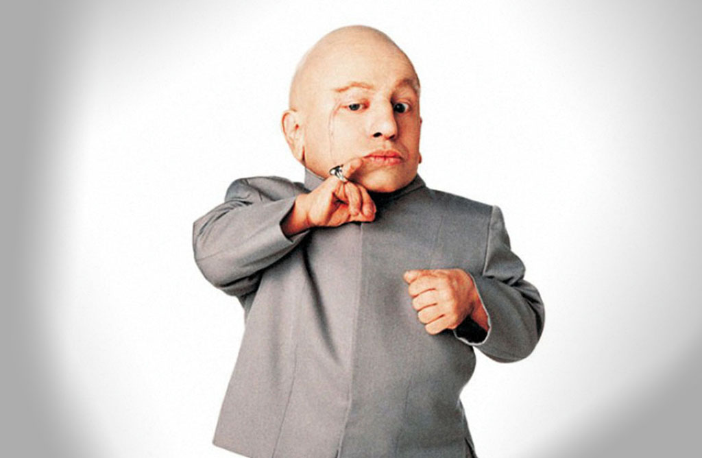 "L'addio al ""mini-me"" di Austin Powers: è morto l'attore Verne Troyer, alto 81 cm"