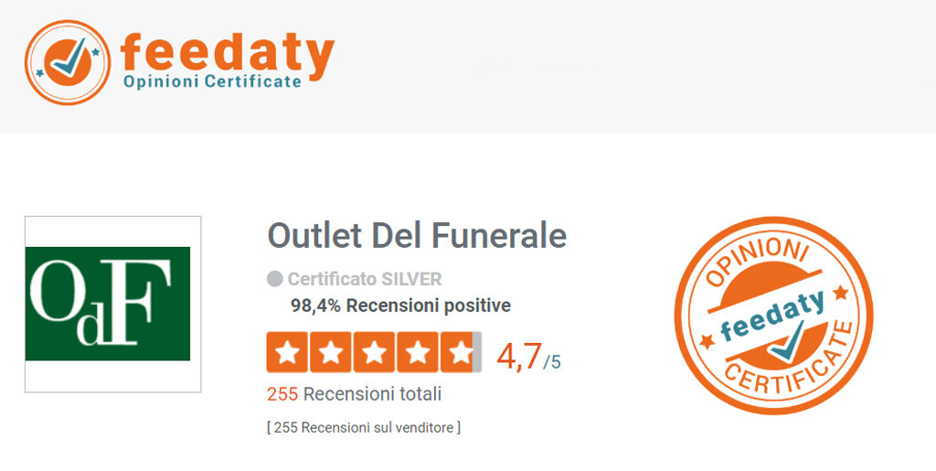 Opinioni Outlet del Funerale