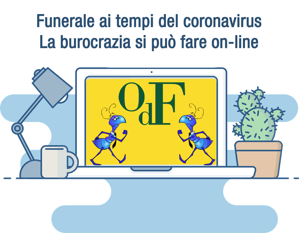 Funerale on-line Outlet del Funerale