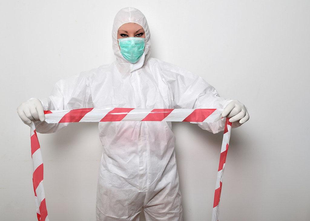 La camera mortuaria è uno dei luoghi più a rischio contagio covid-19 (coronavirus)