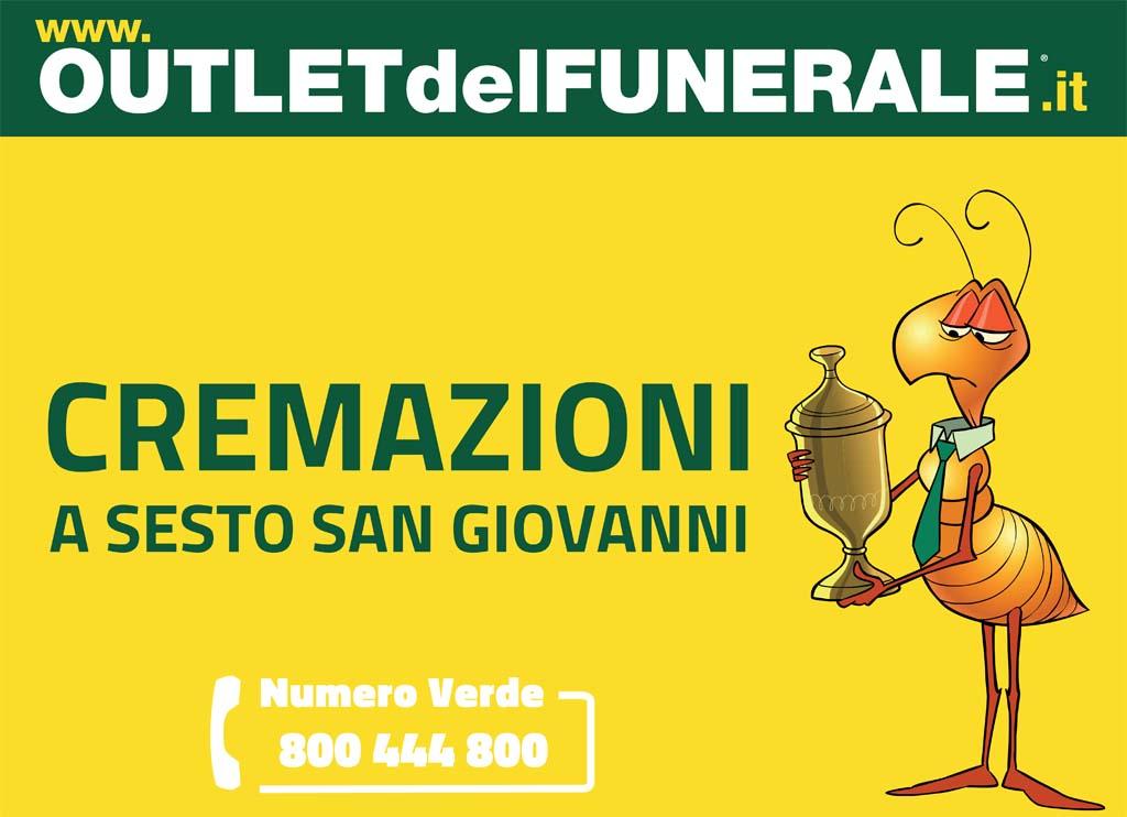 Cremazione a Sesto San Giovanni (Milano)