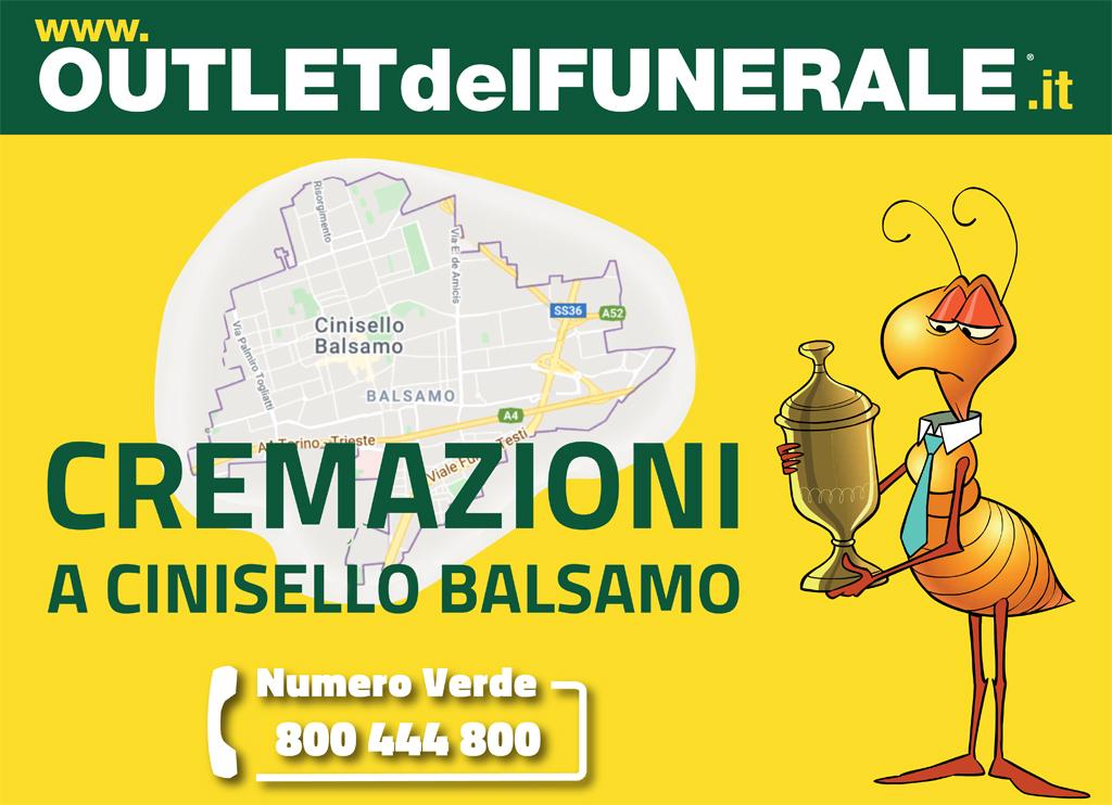 Cremazione a Cinisello Balsamo (Milano)