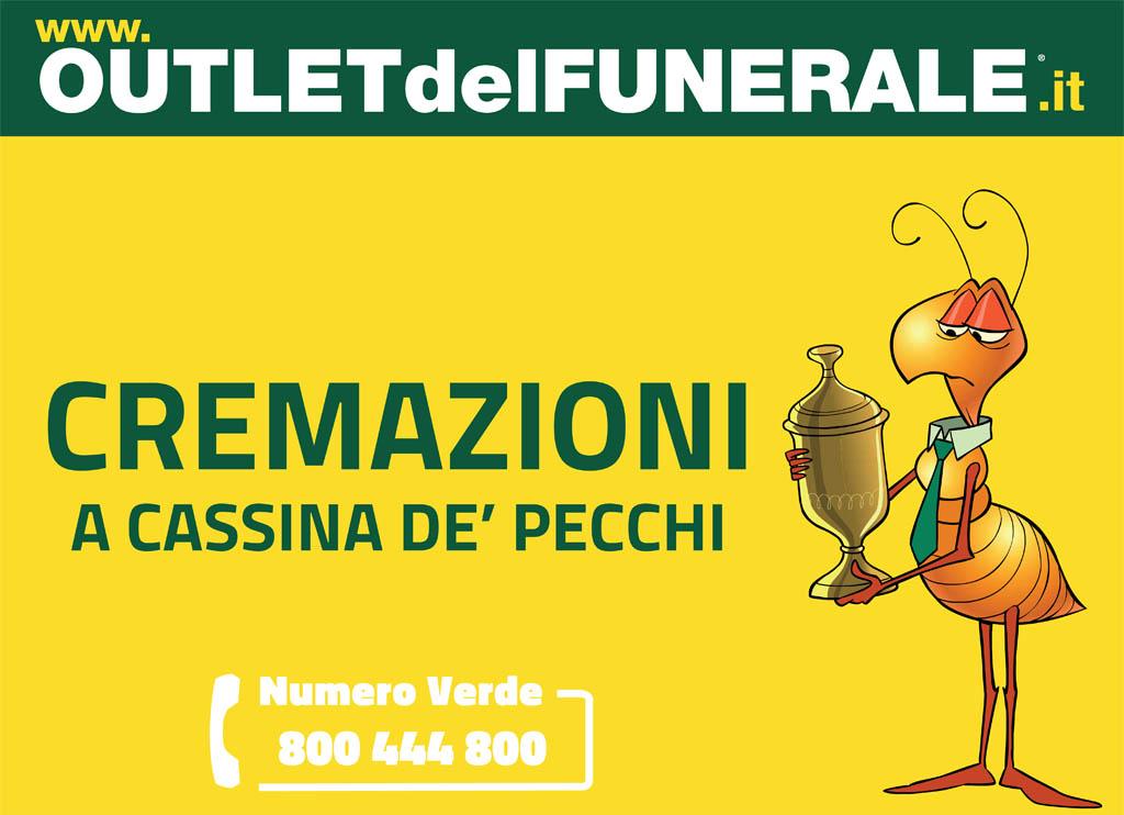 Cremazione a Cassina de' Pecchi