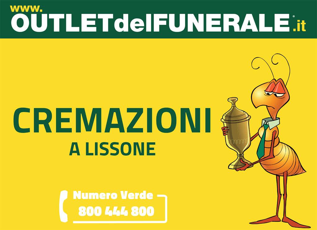 Cremazione a Lissone