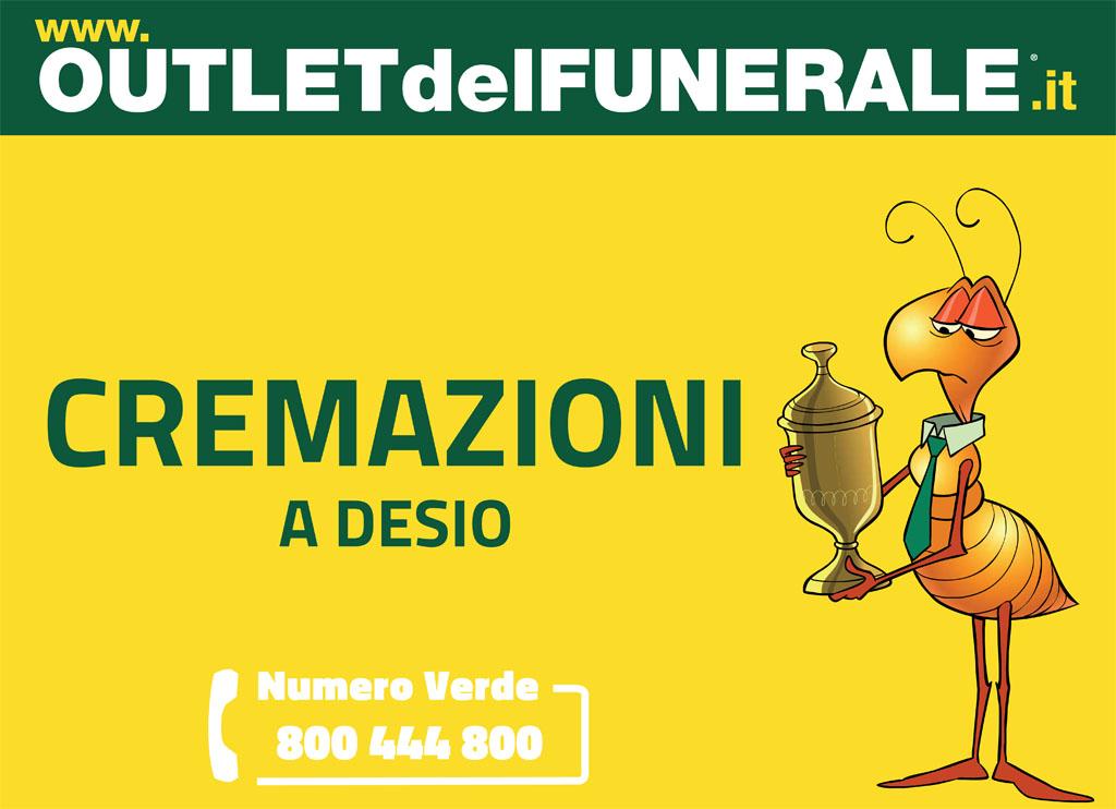 Cremazione a Desio